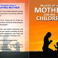 PRAYER OF A MOTHER FOR HER CHILDREN